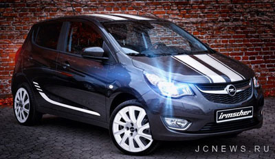 Irmscher выпустил Opel Karl Race Edition